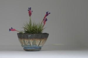 hand built drip bowl
