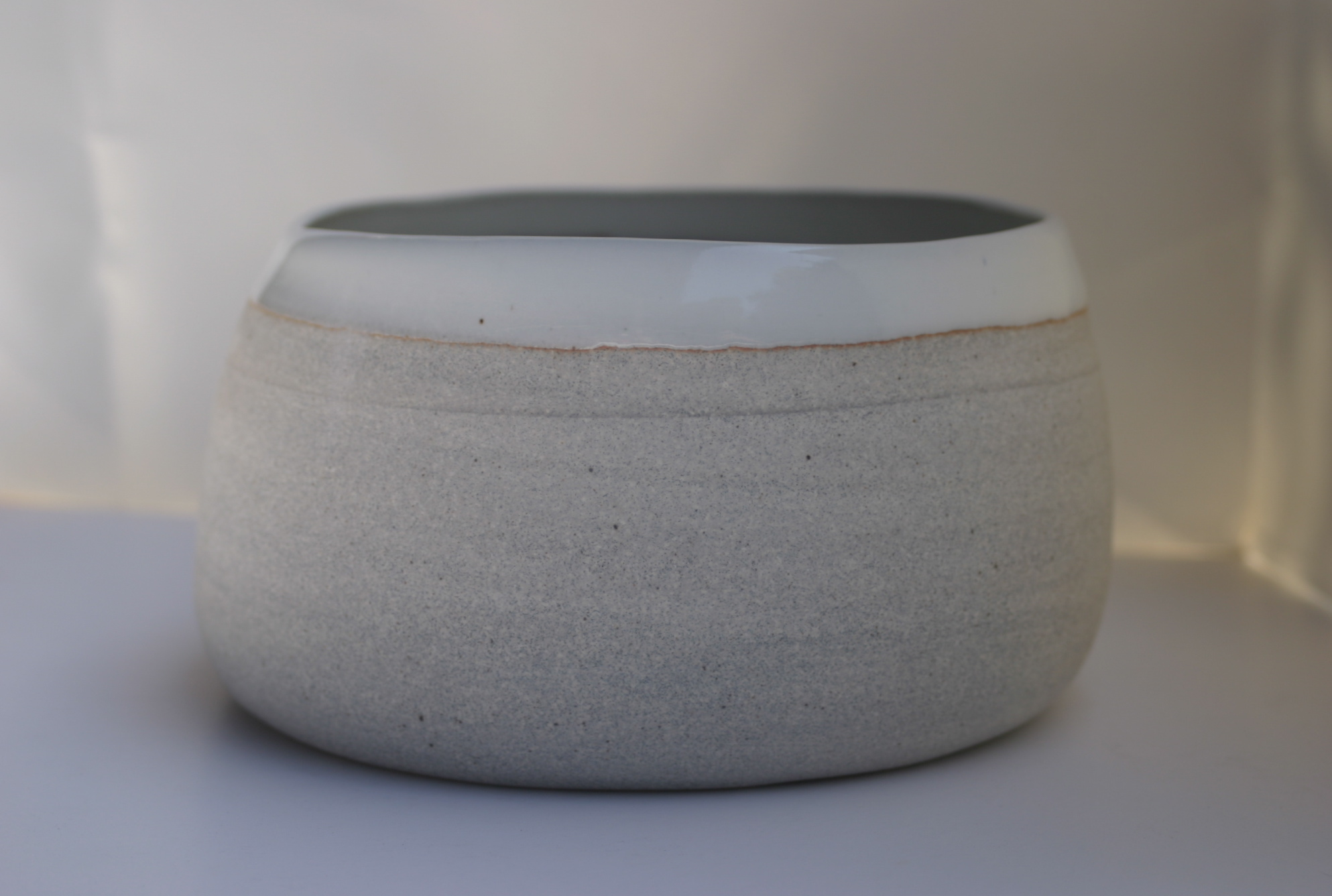 "Medium Nantucket 1"" Glaze *sold*"
