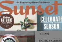 Sunset Magazine Gift Guide