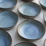 malibu pier blue bowls