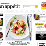 Bon Appetit website July 09, 2014